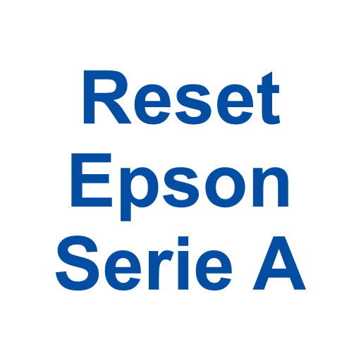 Reset Epson Serie A