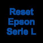 Reset Epson Serie L